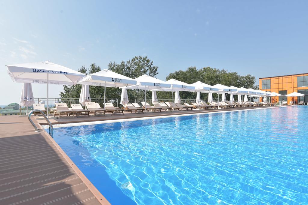 """Отель Beton Brut Resort All Inclusive по системе """"Все включено в Анапе"""