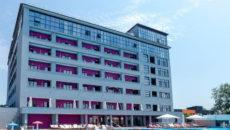 Отель Beton Brut Resort All Inclusive в Анапе