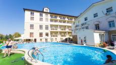 Отель Санмаринн 4* (всё включено) в Анапе: отзывы, официальный сайт, номера и фото
