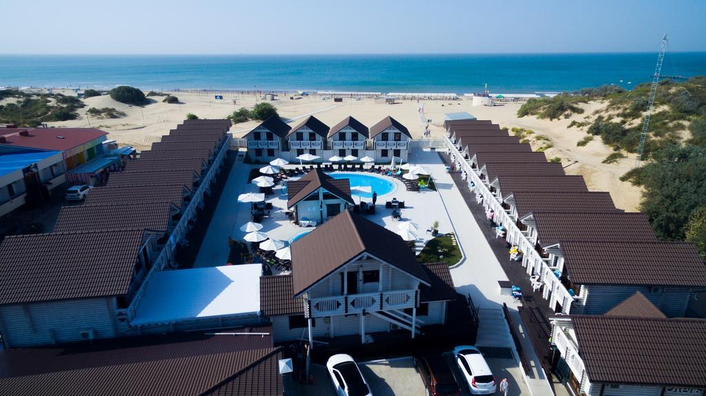 """Клуб-отель «Белый пляж» по системе """"все включено"""" в Джемете, Анапа - сайт, питание, отзывы"""