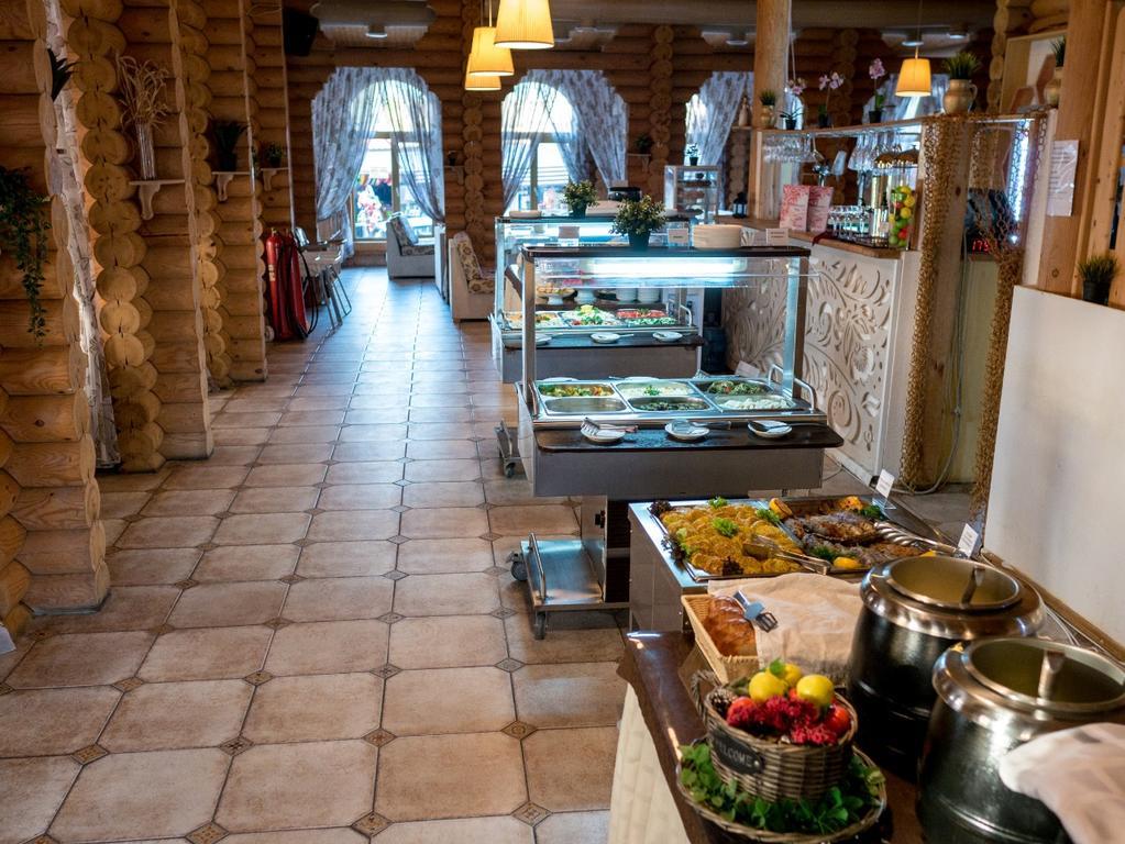 """Клуб-отель «Белый пляж» по системе """"все включено"""" в Джемете, Анапа: питание"""